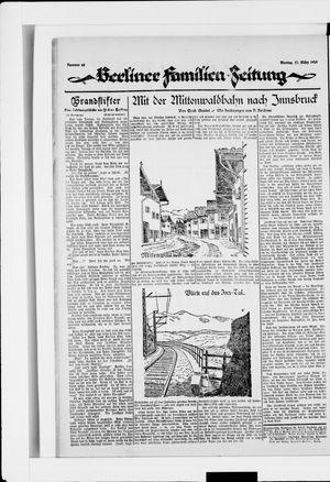 Berliner Volkszeitung vom 17.03.1924
