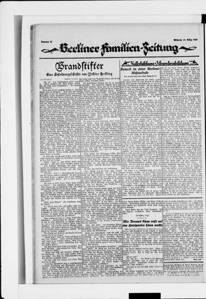 Berliner Volkszeitung vom 19.03.1924