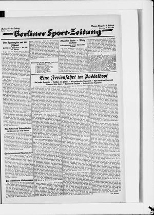 Berliner Volkszeitung vom 20.03.1924