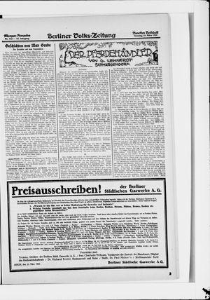 Berliner Volkszeitung vom 23.03.1924