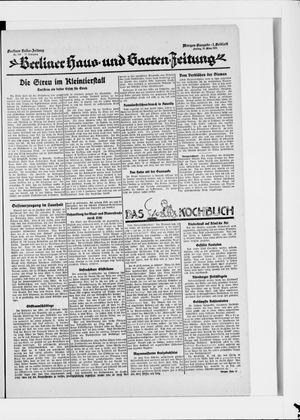 Berliner Volkszeitung vom 28.03.1924