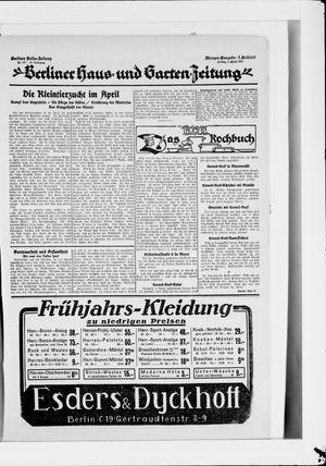 Berliner Volkszeitung vom 04.04.1924