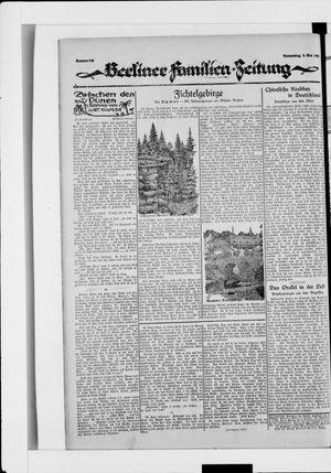 Berliner Volkszeitung vom 08.05.1924