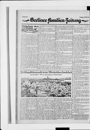 Berliner Volkszeitung vom 13.05.1924