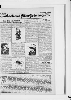 Berliner Volkszeitung vom 20.05.1924