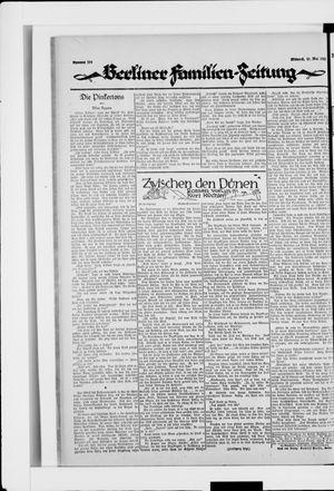 Berliner Volkszeitung vom 21.05.1924