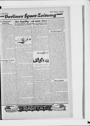 Berliner Volkszeitung vom 22.05.1924