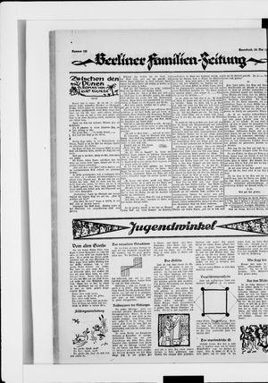 Berliner Volkszeitung vom 24.05.1924