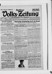 Berliner Volkszeitung