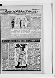 Berliner Volkszeitung (14.12.1924)