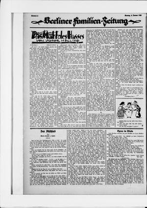 Berliner Volkszeitung vom 05.01.1925