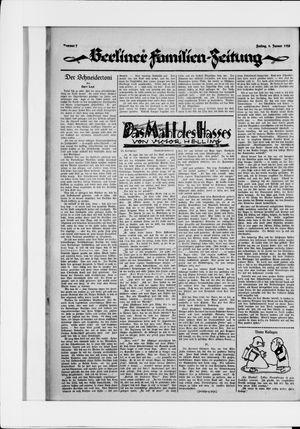 Berliner Volkszeitung on Jan 9, 1925