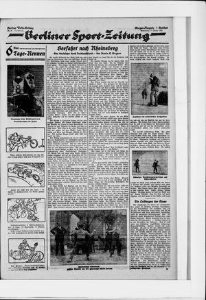 Berliner Volkszeitung vom 15.01.1925