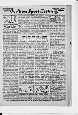 Berliner Volkszeitung vom 26.02.1925