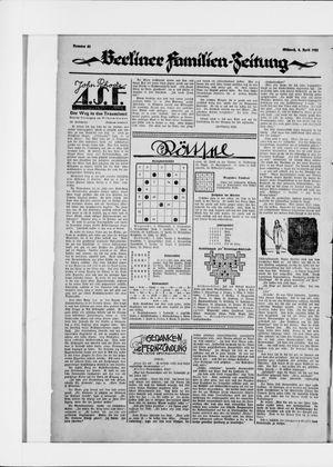 Berliner Volkszeitung on Apr 8, 1925