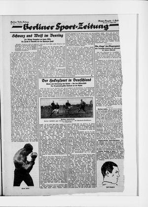 Berliner Volkszeitung vom 21.04.1925