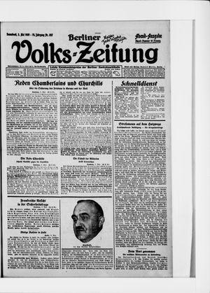 Berliner Volkszeitung vom 02.05.1925