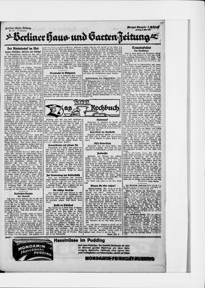 Berliner Volkszeitung vom 08.05.1925