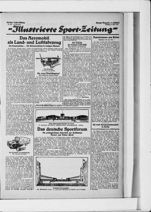 Berliner Volkszeitung vom 02.03.1926