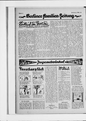 Berliner Volkszeitung vom 13.03.1926