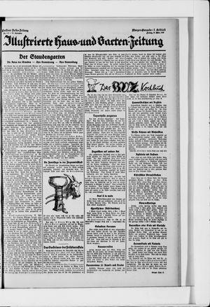 Berliner Volkszeitung vom 19.03.1926
