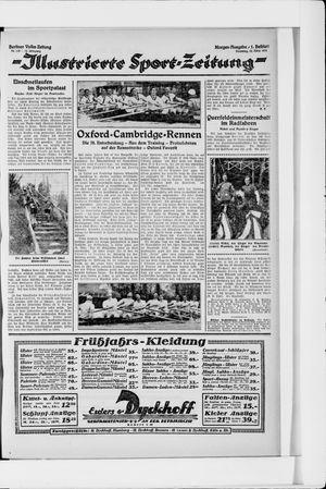 Berliner Volkszeitung vom 23.03.1926
