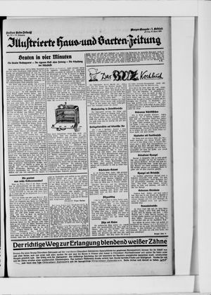 Berliner Volkszeitung vom 16.04.1926