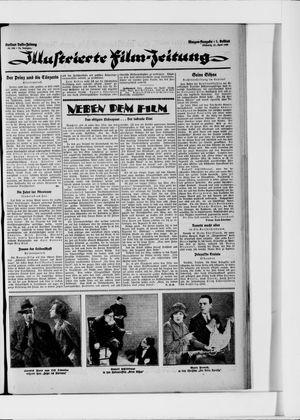 Berliner Volkszeitung vom 21.04.1926
