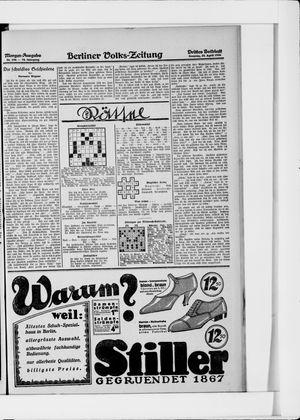 Berliner Volkszeitung vom 25.04.1926