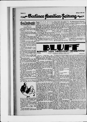 Berliner Volkszeitung vom 14.05.1926