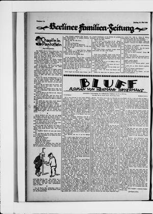 Berliner Volkszeitung vom 21.05.1926