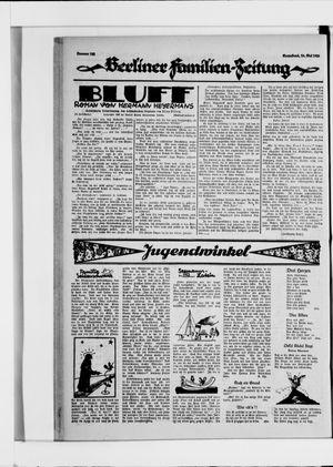 Berliner Volkszeitung vom 29.05.1926