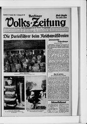 Berliner Volkszeitung (18.12.1926)