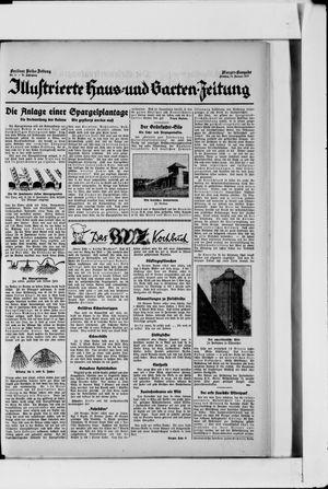 Berliner Volkszeitung vom 14.01.1927
