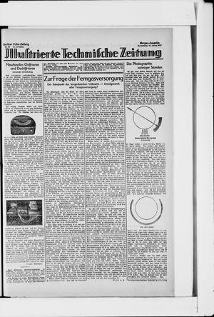 Berliner Volkszeitung vom 20.01.1927