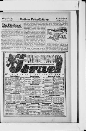 Berliner Volkszeitung on Jan 30, 1927