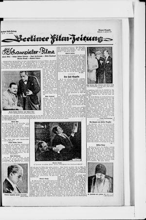 Berliner Volkszeitung vom 16.02.1927