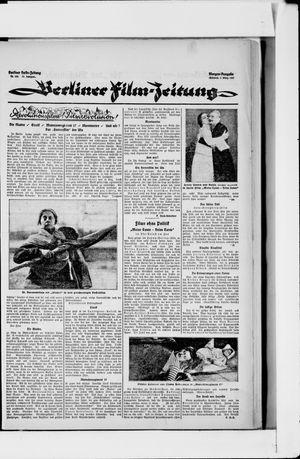 Berliner Volkszeitung vom 02.03.1927