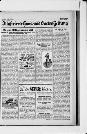 Berliner Volkszeitung vom 04.03.1927