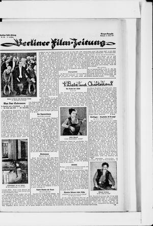 Berliner Volkszeitung vom 16.03.1927