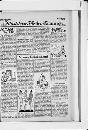 Berliner Volkszeitung vom 19.03.1927