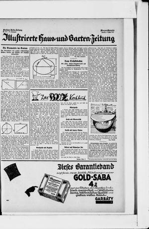 Berliner Volkszeitung vom 25.03.1927