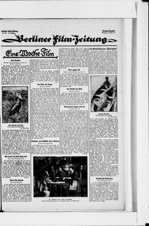 Berliner Volkszeitung vom 30.03.1927