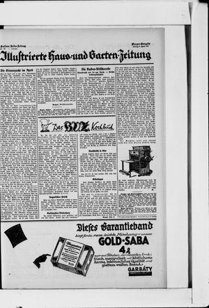 Berliner Volkszeitung vom 08.04.1927
