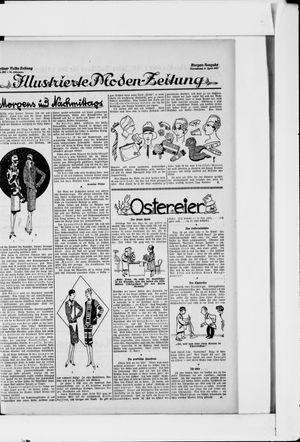 Berliner Volkszeitung vom 09.04.1927