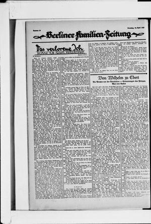 Berliner Volkszeitung vom 12.04.1927