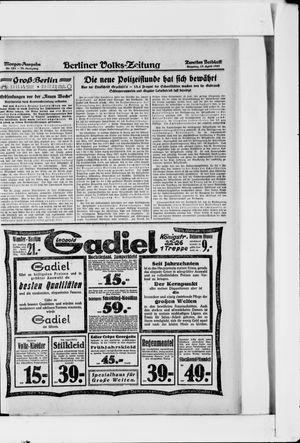 Berliner Volkszeitung vom 17.04.1927