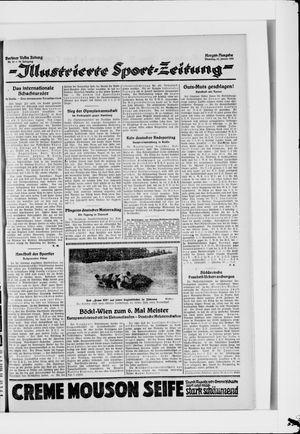Berliner Volkszeitung vom 31.01.1928