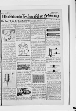 Berliner Volkszeitung vom 02.02.1928