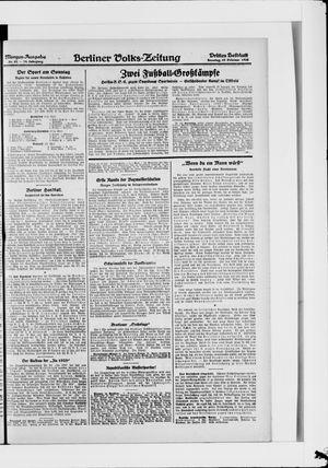 Berliner Volkszeitung vom 19.02.1928
